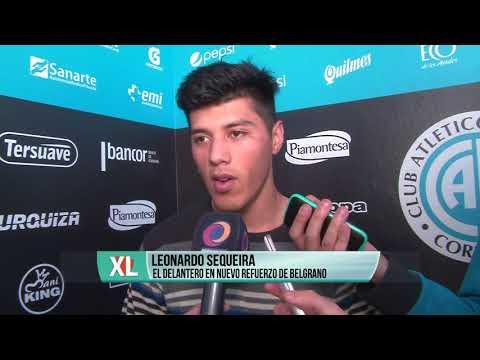 LEONARDO SEQUEIRA - REFUERZO DE BELGRANO