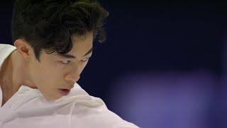 Нэтан Чен Короткая программа Мужчины Чемпионат мира по фигурному катанию 2021