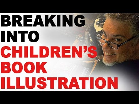 How To Break Into Children's Book Illustration