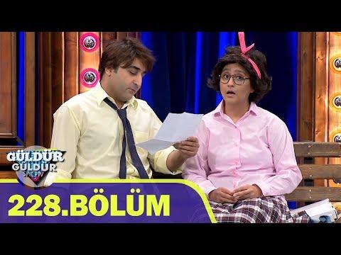 Güldür Güldür Show 228.Bölüm (Tek Parça Full HD)