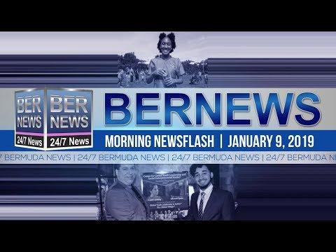 Bernews Newsflash For Wednesday January 9, 2019