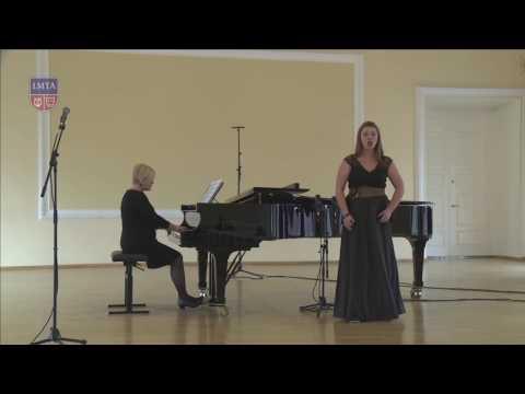 """Mozart Fiordiligi's aria """"Come scoglio"""" from opera """"Cosi fan tutte"""""""