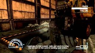 Aliens vs. Predator (2010) PC: Marine - Mission 3: Jungle - Gameplay