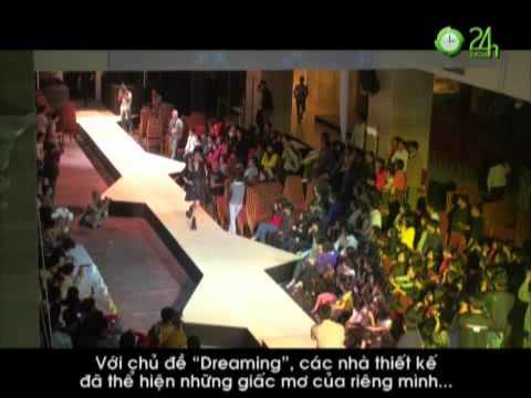 Thời trang trẻ - Fashion Show  2010