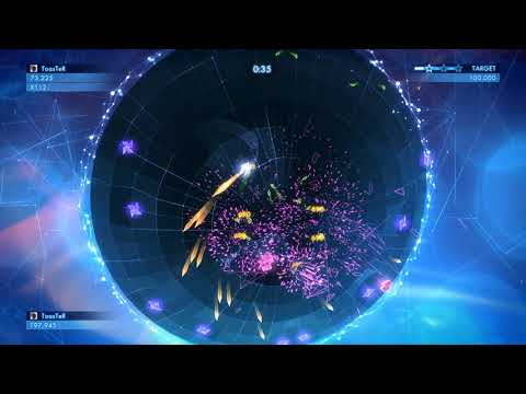 Scadarp's Quickies - Geometry Wars 3: Dimensions Evolved - Ep 1 |