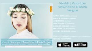 THE VIVALDI EDITION | 11 - Vespri per l