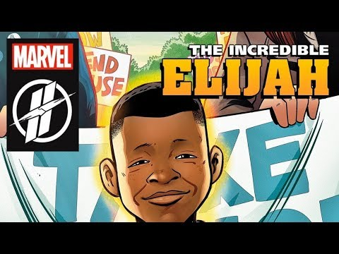 The Incredible Elijah - Marvel's Hero Project | Disney+ | Now Streaming