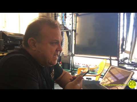 Intervista Radio Italia Uno Adelaide Inc Australia Diving Punta Stilo ©