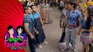Capítulo 6: ¡Los guapos 'defienden' el honor de Lupita! | Nosotros los guapos T2 -Distrito Comedia