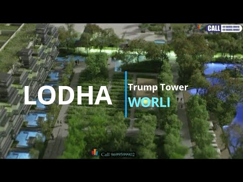 Call 969959902 Resale Flat @ Lodha The Park By Lodha Group  Upper Worli,Mumbai