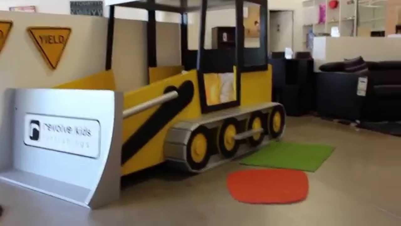 Bulldozer Bed Youtube