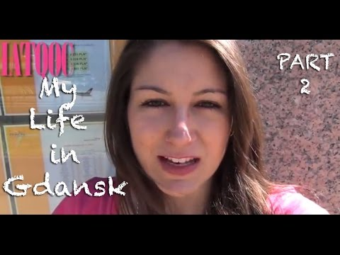 My Life in Gdansk(Poland) - PART 2 (University, Flat, Neighbourhood)
