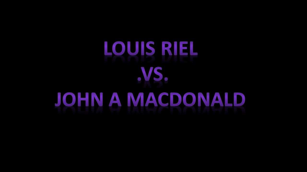 louis riel vs john a macdonald fight trailer louis riel vs john a macdonald fight trailer
