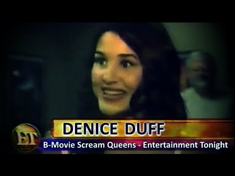 Denice Duff: Cover Story (B-Movie Scream Queens - Entertainment Tonight)
