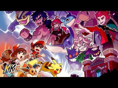 Co-op Elite Four Rematch (vs Pokemon League) - Pokémon: Let's Go, Eevee! #30