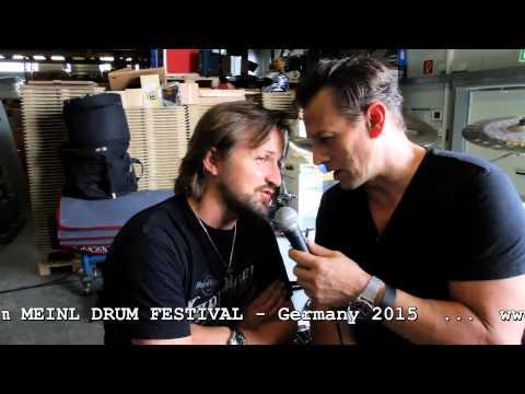 Thomas Lang - Meinl Drum Festival - Germany 2015