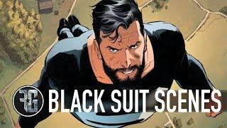 JUSTICE LEAGUE cinematographer: SUPERMAN BLACK SUIT scenes were filmed