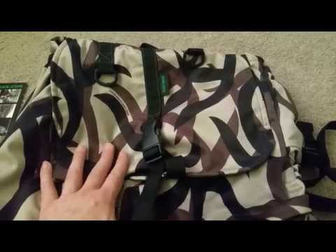 Day One Camoflage Day Pack Overview