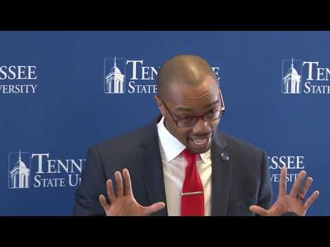 "TSU Men's Basketball Head Coach Brian ""Penny"" Collins Introductory Press Conference - March 26, 2018"