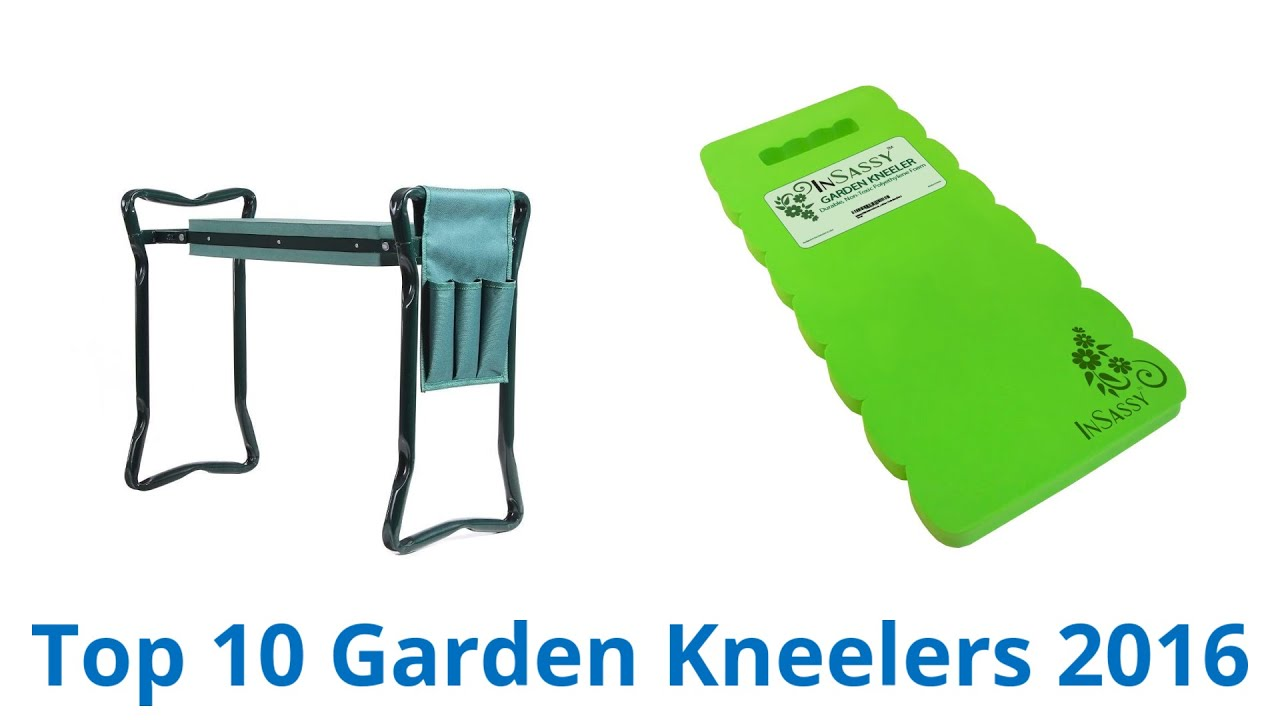 10 Best Garden Kneelers 2016 YouTube