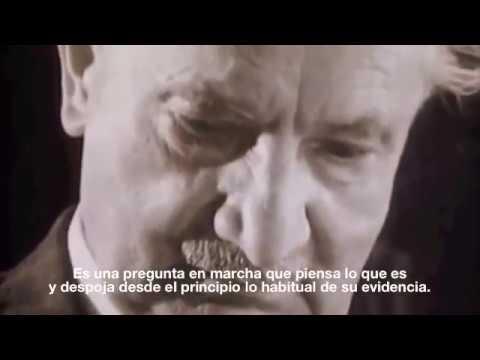 Heidegger: De camino al pensamiento