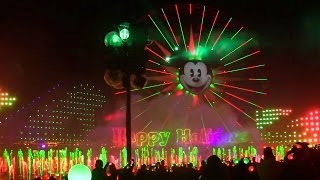 FULL World of Color - Winter Dreams debut with Frozen, Toy Story at Disneyland Resort