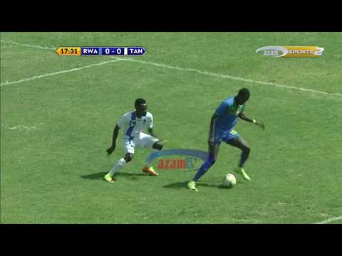 Azam TV - CECAFA2017; MAGOLI YOTE: Rwanda 2-1 Tanzania Bara