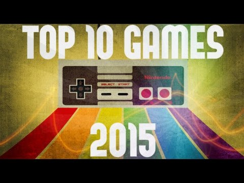 Top 10 Games Coming Out In 2015 Xbox One Playstation 4