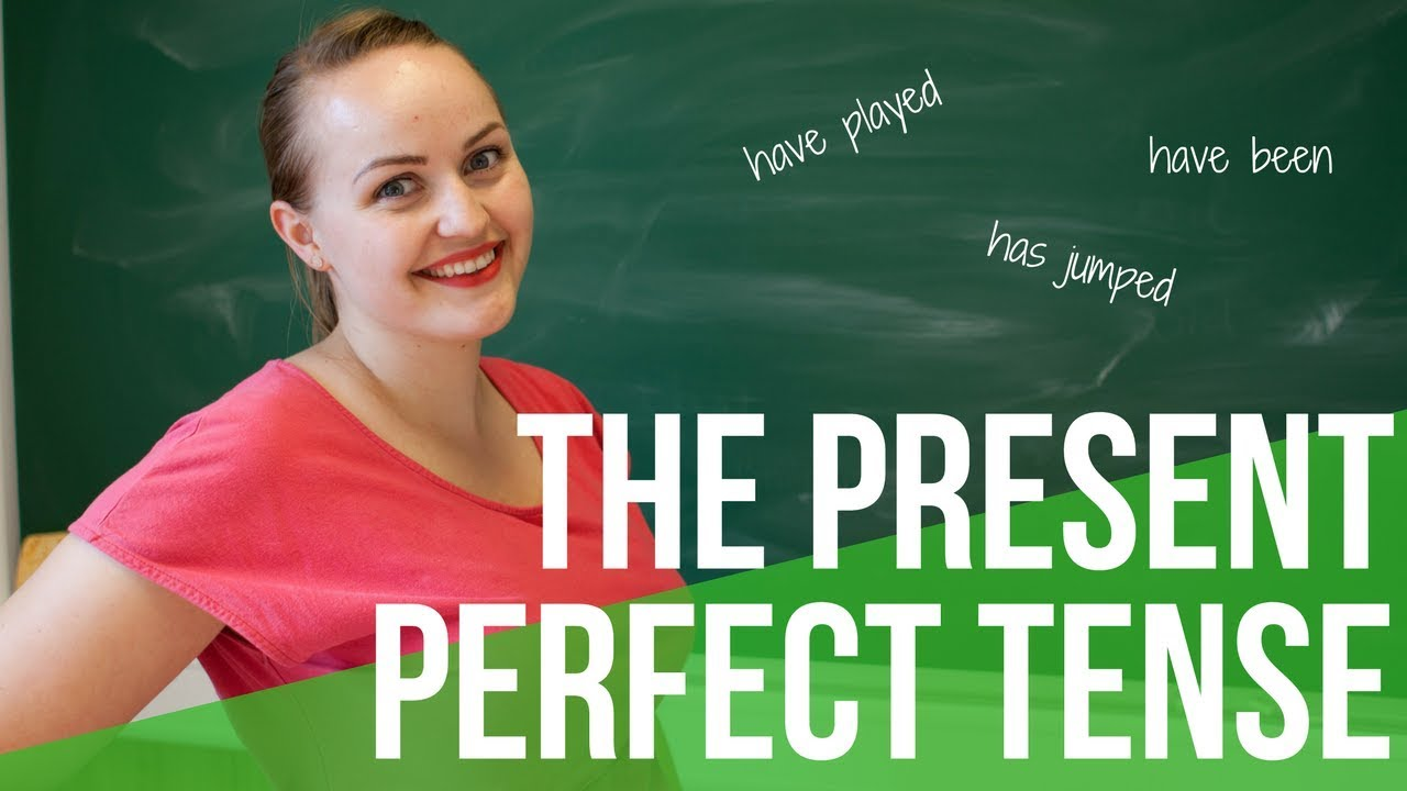 The present perfect tense | Verb i fortid