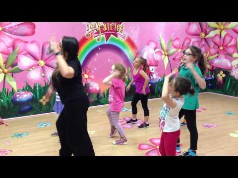 The Fairies Perth Rockingham Song & Dance Class Term 3 2013