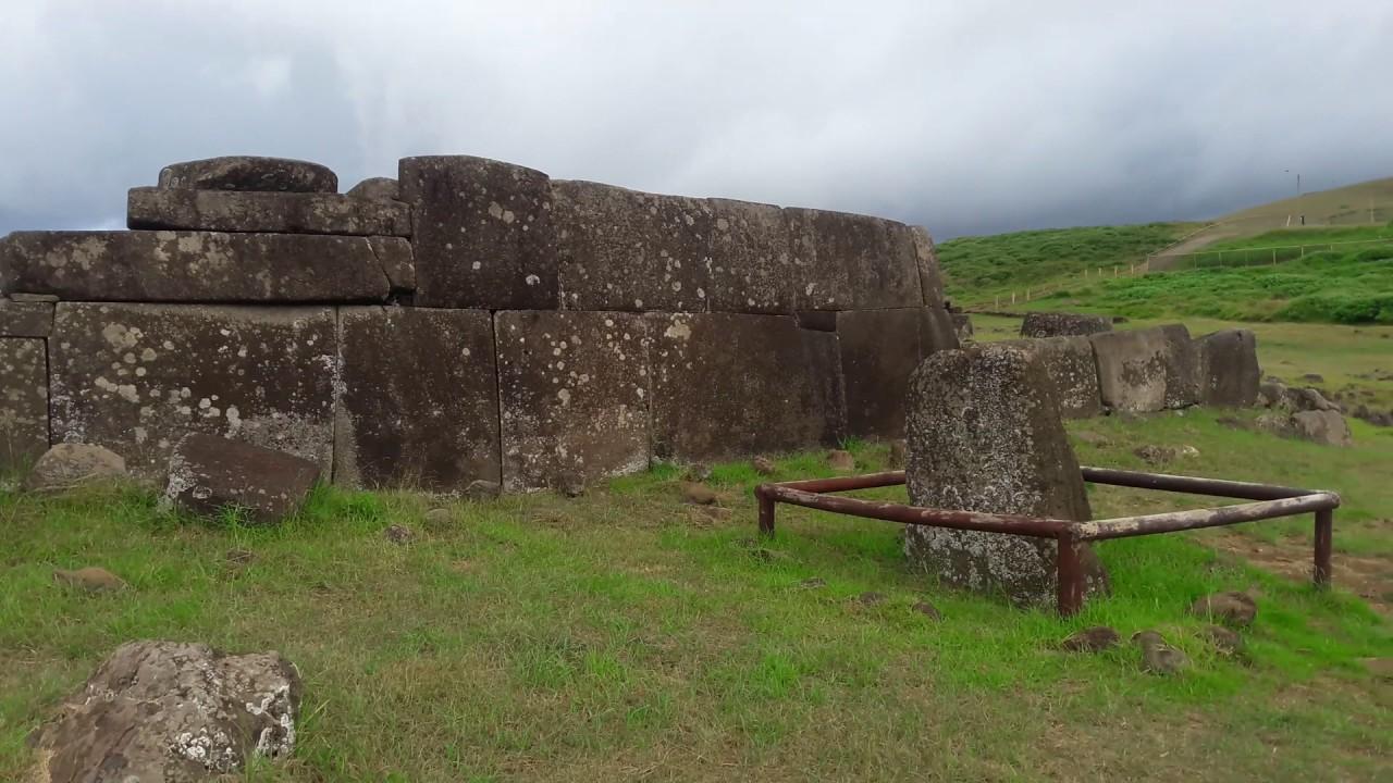 Increíble! Isla de Pascua y su muro inca - YouTube