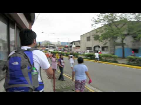 Cebu and Negros Earthquake in the Philippines 2012
