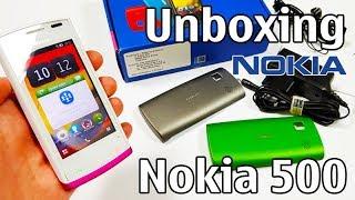 видео Nokia 500
