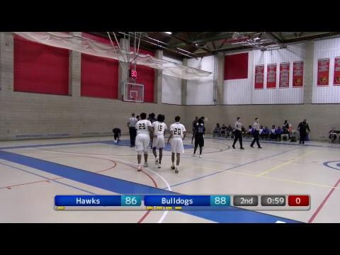 College of Southern Maryland vs. Pitt C.C. | Men's Basketball