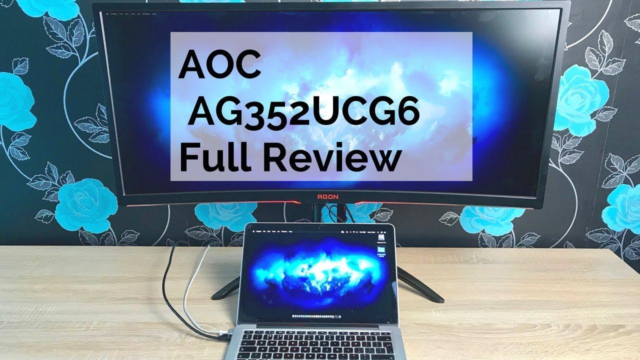 aoc agon ag352ucg6 black edition canada