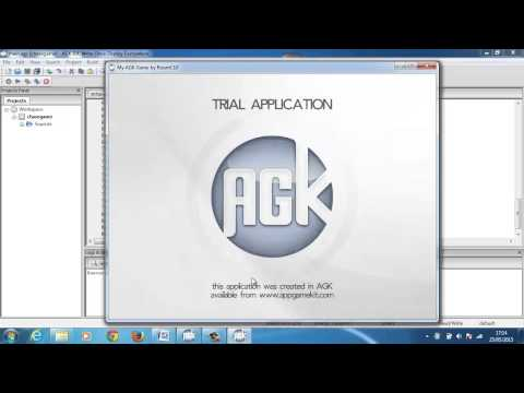 App Game Kit tutorial lesson 4 - Collecting coins collisions and keeping score  
