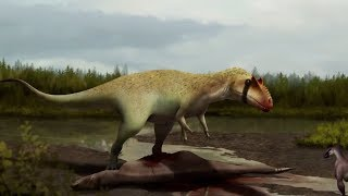Newly Discovered Dinosaur Possibly Bigger Than T. Rex