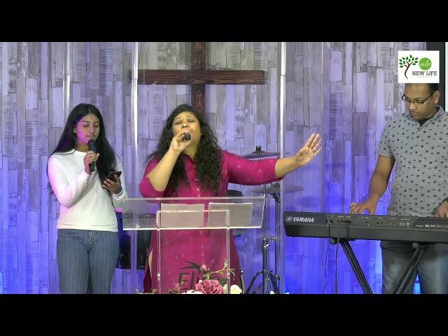 When God seems Silent | Sis. Pauline Mathews | New Life Church Dublin | 18 /04/ 2021