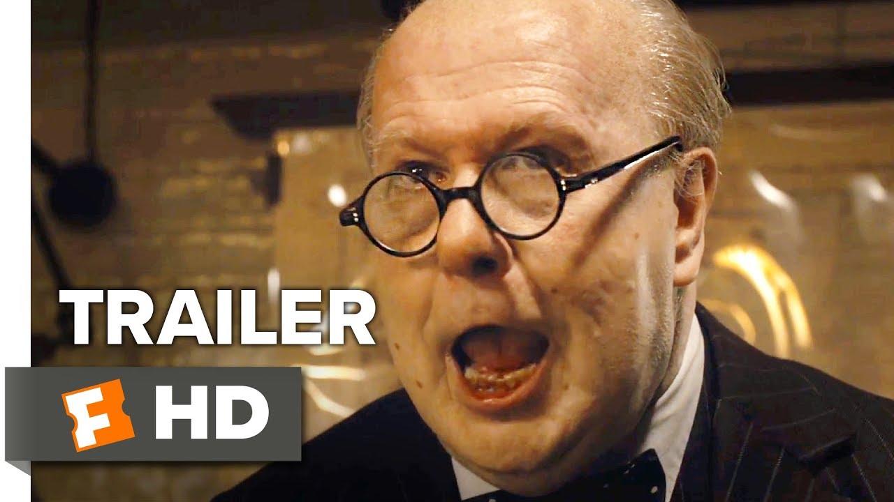 Darkest Hour International Trailer #1 (2017) | Movieclips Trailers