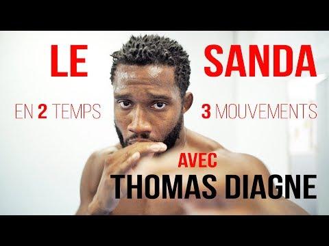 Le Sanda en 2 temps 3 mouvements - Thomas Diagne