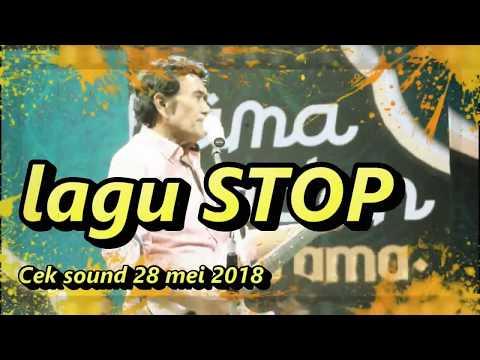 JAGA DIRI RHOMA IRAMA  cek sound 28 mei 2018