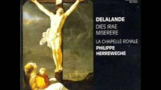 Delalande Dies Irae Lacrimosa y Pie Jesu