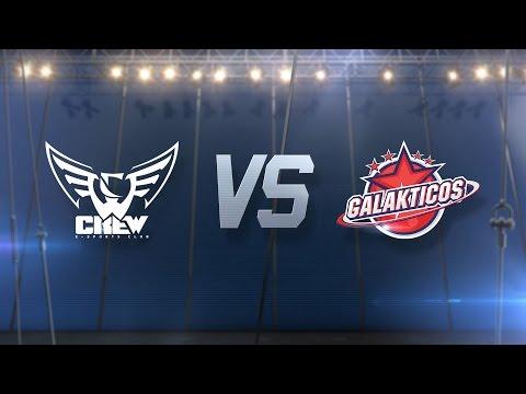 Oyunfor.CREW ( CRW ) vs Galakticos ( GAL ) 2. Maç | 2017 Şampiyonluk Ligi Kış Mevsimi Çeyrek Finali