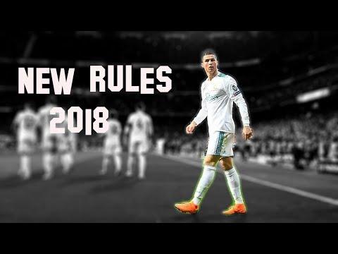 Cristiano Ronaldo● ♫NEW RULES♫ ●GOALS AND SKILLS 2018