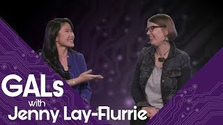 Interview with Jenny Lay-Flurrie