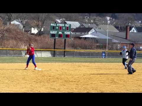 Johnstown High School Girls Softball 2015