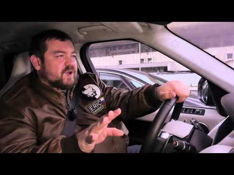 Эксперимент №1 CarLook Range Rover SVR