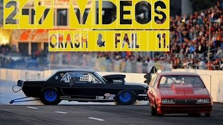 BEST of Muscle Cars ( CRASH & FAIL #11 ) (Pure Sound) (HD)