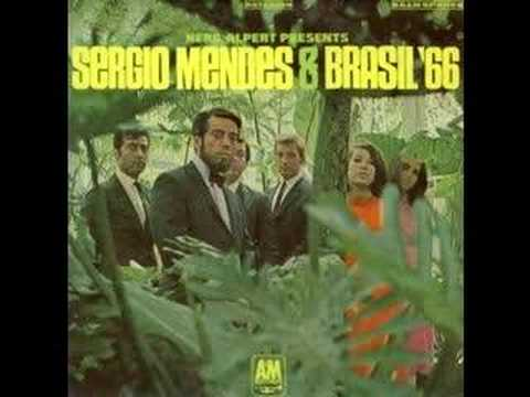 Sergio Mendes & Brasil '66 -♫ Mais Que Nada ♫