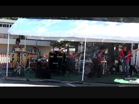 THE DAVE MEDINA BAND pt 3 WIDESCREEN